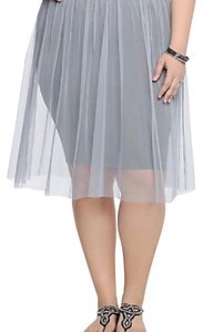 Torrid Skirt Grey