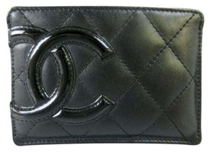 Chanel Ligne Cambon Card Holder