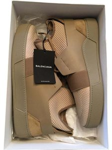 Balenciaga Beige Safa Athletic