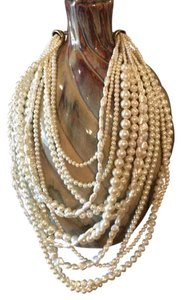 Chico's layered pearl necklace Chico's layered pearl necklace