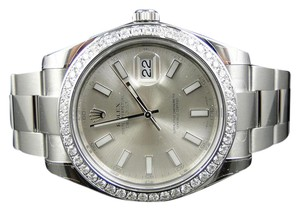 Rolex Rolex Datejust 2 II Watch with 2.15Ct Diamond Bezel 116520