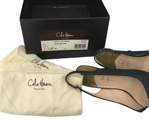 Cole Haan Denim Platforms