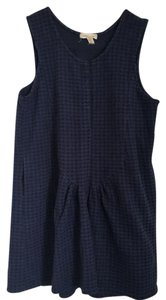 Silence + Noise short dress blue on Tradesy