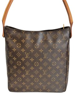 Louis Vuitton Looping Looping Gm Neverfull Saumur Vavin Tote in Brown