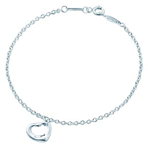 Tiffany & Co. Elsa Peretti Open Heart Bracelet