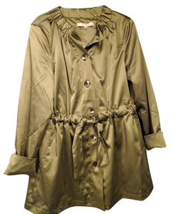 Liz Claiborne Light Olive Jacket