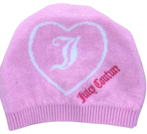 Juicy Couture juicy couture pink hat