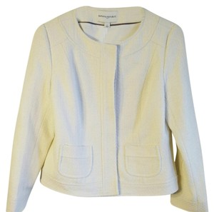 Banana Republic White/Cream Blazer