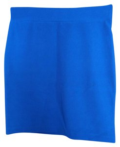 Divided by H&M Mini Skirt Blue