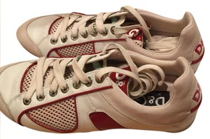 Dolce&Gabbana white/red Athletic