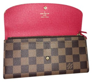 Louis Vuitton NEW Emilie wallet