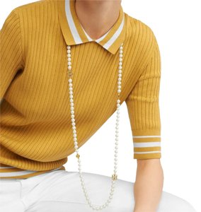 Tory Burch Evie Long Necklace