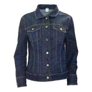 J.Crew Denim Pre-owned Medium Womens Jean Jacket