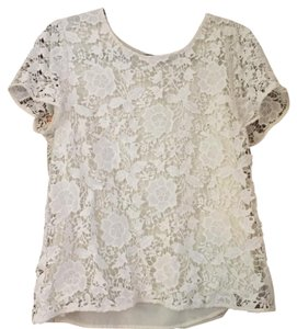 Madewell T Shirt white