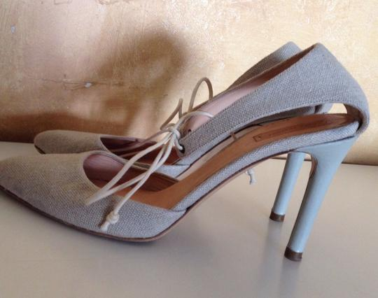 Reed Krakoff Gray Pumps