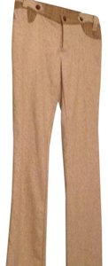 Dolce&Gabbana Straight Pants tan