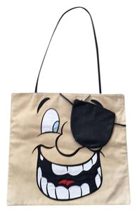 Moschino Tote in Beige