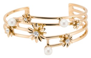Kate Spade Kate Spade Dazzling Daisies Cuff Bracelet Sophisticated Splendor!