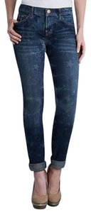 Current/Elliott Limited Edition Edgy Cool Hipster Chic Skinny Jeans-Distressed