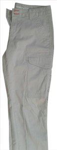 Gap Slim Legs Cargo Pants Khaki / Light brownish gray