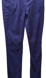 Mossimo Supply Co. Straight Pants blue