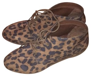 Dolce Vita leopard-brown and black Flats
