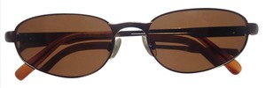 Izod 705 Sunglasses Gold Frame Small