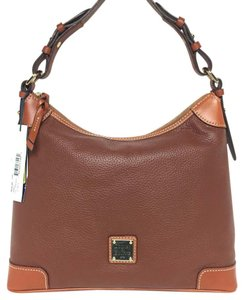 Dooney & Bourke Pebble Leather R924 & Hobo Bag