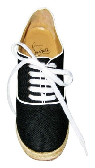 Preload https://item1.tradesy.com/images/christian-louboutin-black-and-white-003-wedges-size-us-6-regular-m-b-2079885-0-0.jpg?width=440&height=440