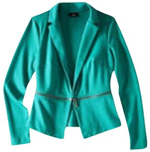 Mossimo Supply Co. Teal Blazer
