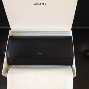 Celine leather wallet Celine wallet