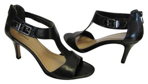 Style & Co Size 6.00 M Very Good Condition Black Sandals