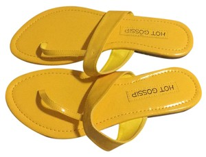 Other yellow Sandals