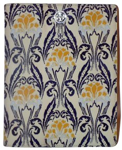 Tory Burch Robinson Ivory Floral iPad 1 / 2 / 3 Case