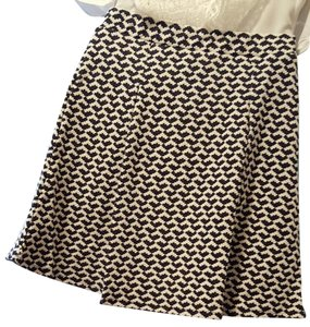 Romeo & Juliet Couture Mini Skirt Black & White