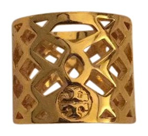 Tory Burch Cut-out Ring