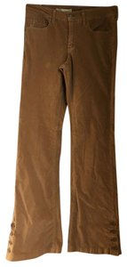 Anthropologie Pilcro Boot Cut Pants Camel brown
