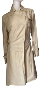CoSTUME NATIONAL Beige Trench Coat