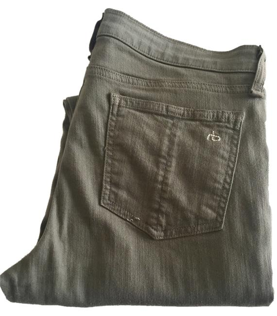 Item - Army Green For Intermix Capri/Cropped Jeans Size 29 (6, M)