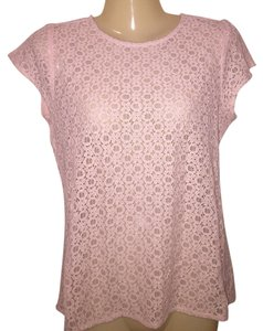 English Laundry Top Pink