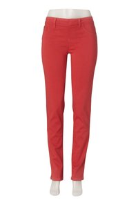 Beija Flor Pull-on Skinny Jeans-Medium Wash