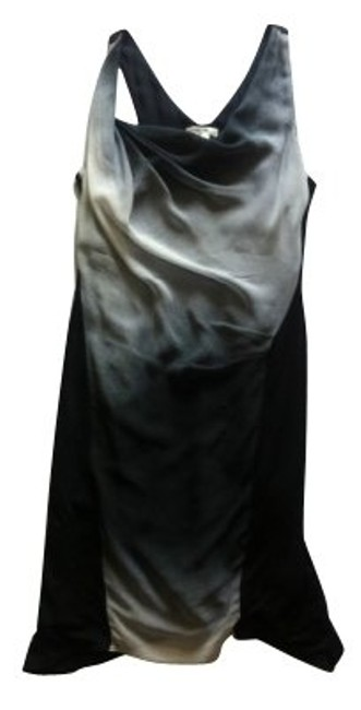 Preload https://item4.tradesy.com/images/helmut-lang-black-white-and-grey-night-out-dress-size-2-xs-208-0-0.jpg?width=400&height=650