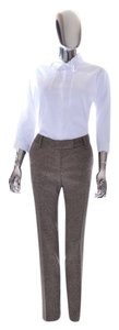 Sisley Tweed Dress Wool Pants
