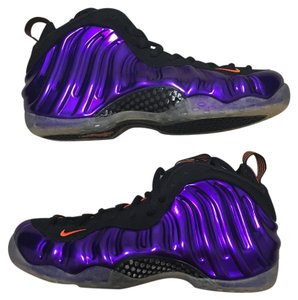 Nike electric purple and orange Athletic