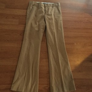 Marc Jacobs Flare Pants Brown