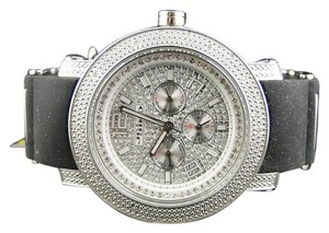 JoJino Jojino/Joe Rodeo Aqua Master Chrono Metal Band Diamond Watch