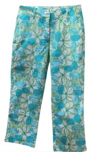 Lilly Pulitzer Capri/Cropped Pants multi