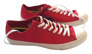 Converse Men Fashion Basketball Gifts For Men Unisex Sneakers Red Athletic