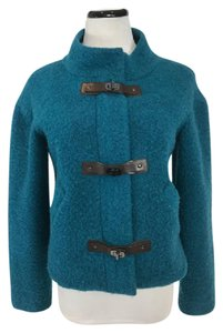 Anthropologie Clasped Pea Coat