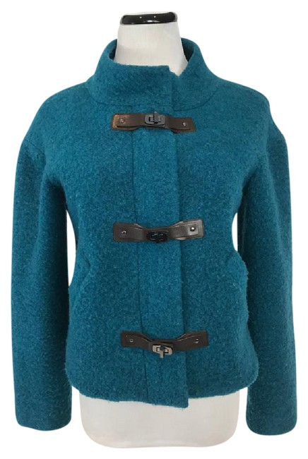 Anthropologie Clasped Pea Coat Image 0